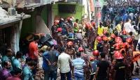 Bangladeş'te doğal gaz patlaması: 7 ölü