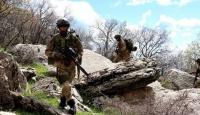 Operasyonlar, inlerine hapsedilen teröristlerin iletişimini de kopardı