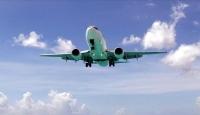 Günde ortalama 5 bin 506 uçak Türk semalarından geçti