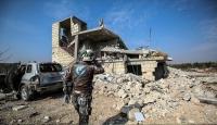 İdlib'e hava saldırısı: 9 sivil hayatını kaybetti