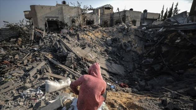 İsrailin son saldırısının Gazzeye maliyeti 3,1 milyon dolar