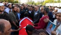 PKK/YPG'nin Akçakale saldırısında yaralanan Halil Yoğurt şehit oldu
