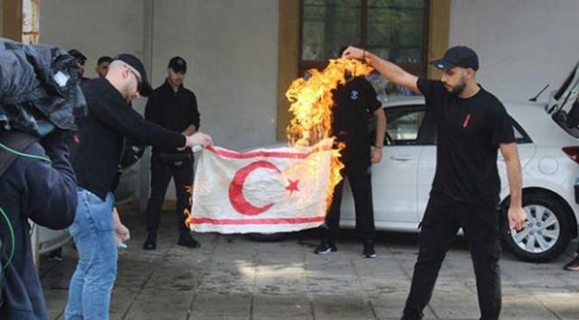 Türkiyeden Kıbrıs Rum tarafına kınama