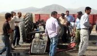 Muş'ta Traktör Devrildi: 1 Ölü