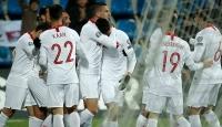 Türkiye Andorra'yı 2-0 yendi