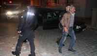 Nevşehir'de polisin 'dur' ihtarına uymayan 4 kişi gözaltına alındı