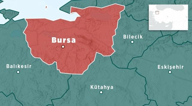 Bursada 3,2 büyüklüğünde deprem