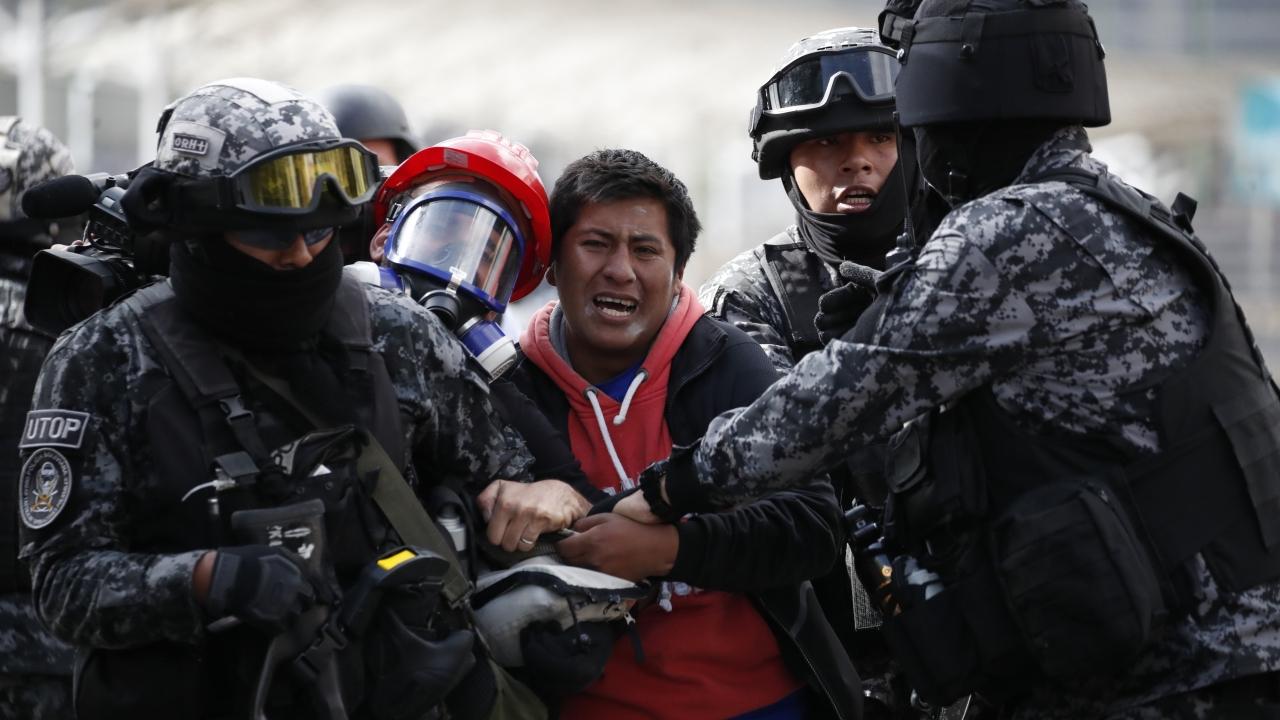 Bolivyada şiddet olayları sürüyor: 23 ölü, 715 yaralı
