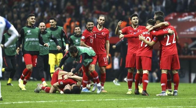 A Milli Futbol Takımından tarihinin en iyi grup performansı