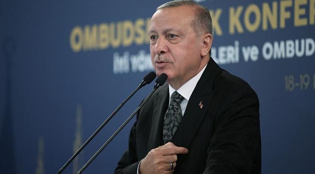 Cumhurbaşkanı Erdoğan: Bizim derdimiz petrol değil, insanları kurtarmak