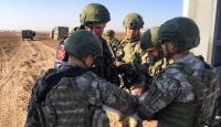 Fırat'ın doğusundaki sekizinci kara devriyesi tamamlandı