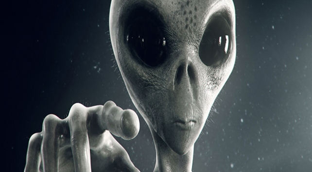 """""""Uzaylılar dalga geçmek için nükleer silahları açıp kapatıyor"""""""