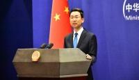 Çin Hong Kong lideri ve polisine desteğini yineledi