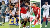 Avrupa takımlarının savunma hattı Türk oyunculara emanet