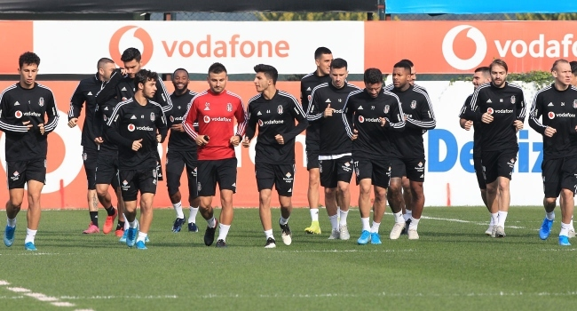 Beşiktaşta Konyaspor mesaisi