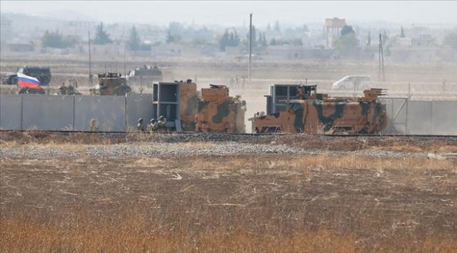 Türk-Rus ortak kara devriyesi provokasyonlara rağmen sürdürülüyor