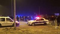 Iğdır'da zırhlı polis aracı ile otomobil çarpıştı: 4 yaralı