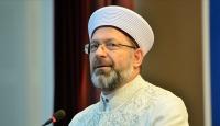 Diyanet İşleri Başkanı Erbaş, Norveç'te Kur'an-ı Kerim'e yapılan saygısızlığı kınadı