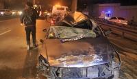 Fatih'te trafik kazası: 3 yaralı