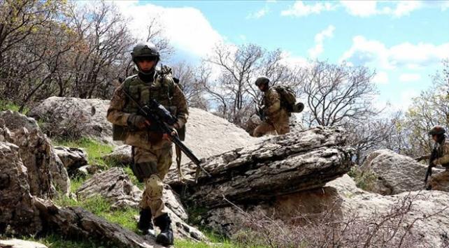 Terör örgütü PKKya ağır darbe: 6 terörist etkisiz hale getirildi