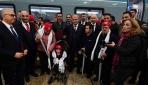 Bakan Turhan, 20 engelli çocuğu YHT ile Eskişehire uğurladı