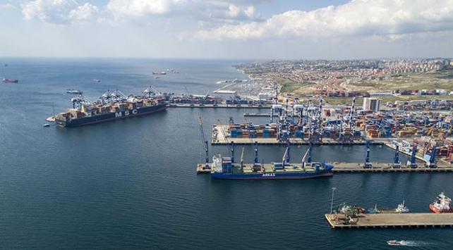 Türkiyenin Afrikaya ihracatında sanayi ürünleri ilk sırada