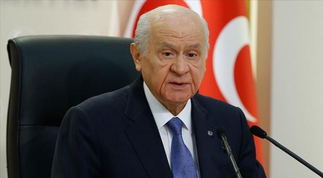 MHP Lideri Bahçeliden EYT açıklaması