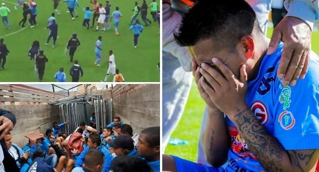 Peru Kupasına şiddet olayları damga vurdu