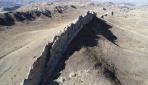 Sivasın Çin Seddini andıran kayalıkları