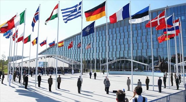 NATO dışişleri bakanları Brükselde bir araya gelecek
