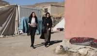 Erciş'te öğretmenler ara tatilde öğrencileri okula kazandırıyor