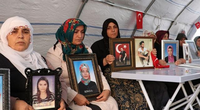 Diyarbakır annelerinin evlat nöbeti 78'inci gününde