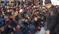 Edirne'de 391 düzensiz göçmen yakalandı