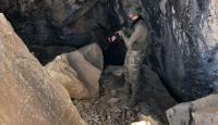 Hakkari'deki PKK operasyonunda patlayıcı düzenekleri ve mühimmat bulundu