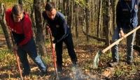Kastamonu'da orman yangını: 7,8 hektar alan zarar gördü