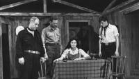 Devlet Tiyatrosu arşivlerinden Yıldız Kenter fotoğrafları