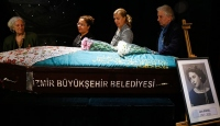 Tiyatro sanatçısı Jale Birsel için veda töreni düzenlendi