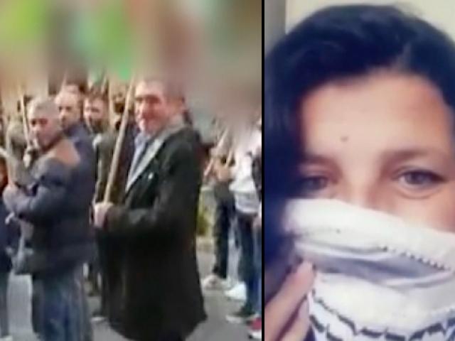 """Fransız kadından terör destekçilerine """"Ne mutlu Türküm diyene"""" cevabı"""