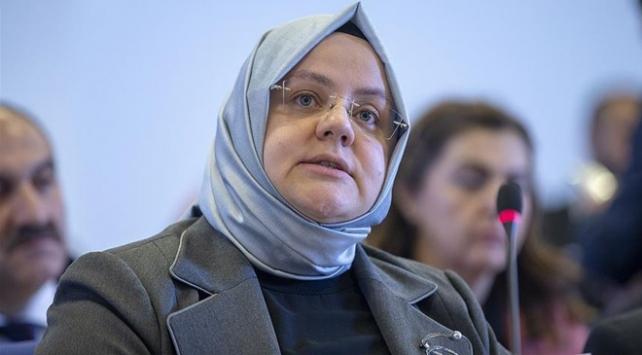 Bakan Zehra Zümrüt Selçuktan EYT açıklaması