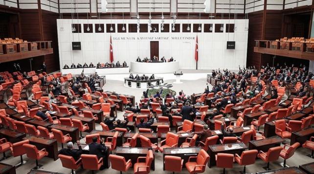Yeni vergi düzenlemesine ilişkin teklif Meclis Genel Kurulunda