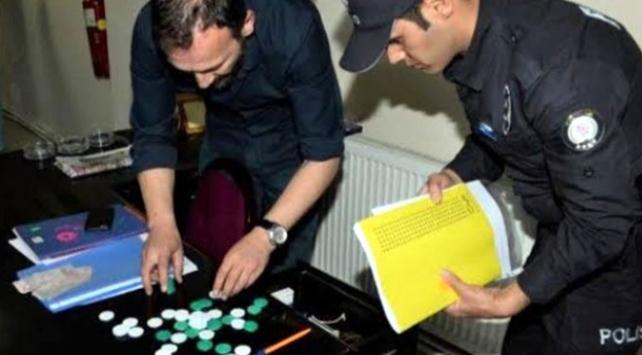 Beypazarında kumar operasyonu: 18 gözaltı