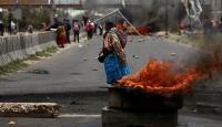 Bolivya'da güvenlik güçlerinin müdahalesinde 3 kişi öldü