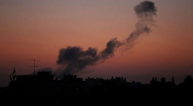 İsrail, Suriyeye hava saldırısı düzenledi