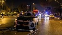 İstanbul'da cipin çarptığı yaya öldü