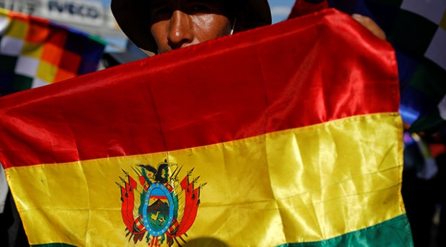 Bolivyada parlamento devlet başkanlığı seçimleri için toplanacak