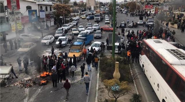 Uluslararası Af Örgütü: İrandaki olaylarda ölü sayısı en az 106
