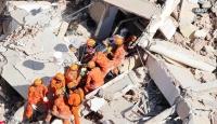Çin'de maden kazası: 11 işçi göçük altında
