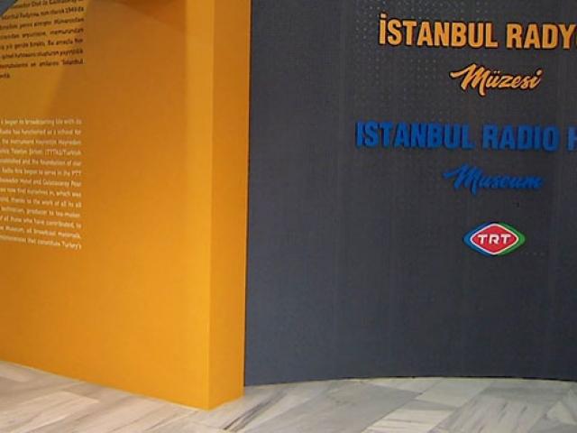 Türkiye'nin 92 yıllık radyo yayıncılığı Radyoevi Müzesi'nde