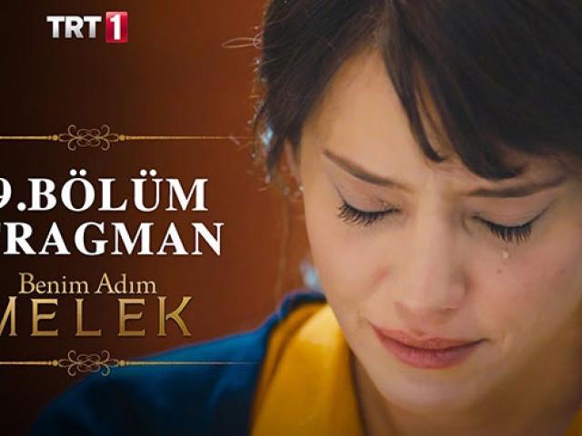"""Sevilen dizi """"Benim Adım Melek"""" yeni bölümüyle bu akşam TRT 1'de"""