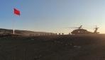 TRT Haber Kıran-5in sürdüğü Şenyayla bölgesine girdi